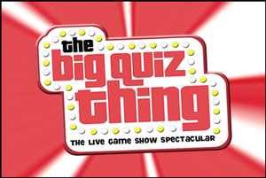 The Big Quiz Thing @ World Cafe Live | Philadelphia | Pennsylvania | United States