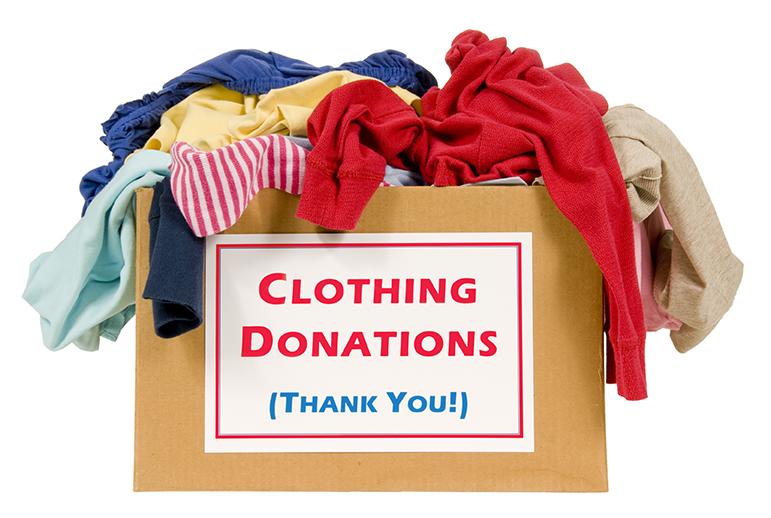The Five Do's & Don'ts of Donating Your Gently Used Clothes