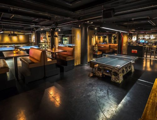 Ping Pong Destination SPiN Opens Its Doors in Downtown Philly