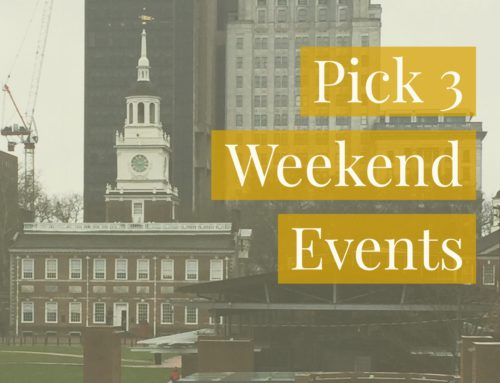Pick 3 Weekend Events: December 1-3