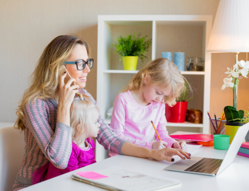 Tips for Working from Home (Especially with Kids!)