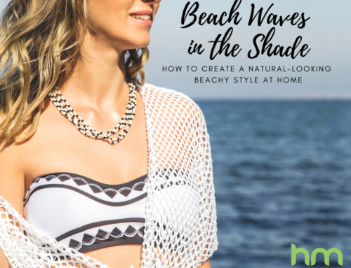 Beach Waves in the Shade: How to Create a Natural-Looking Beachy Style at Home