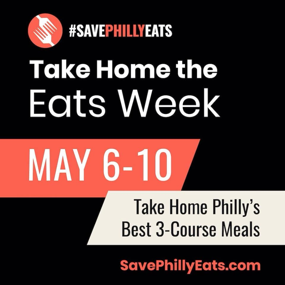 A Restaurant Week Like Never Before: Take Home the Eats Week May 6 – May 10
