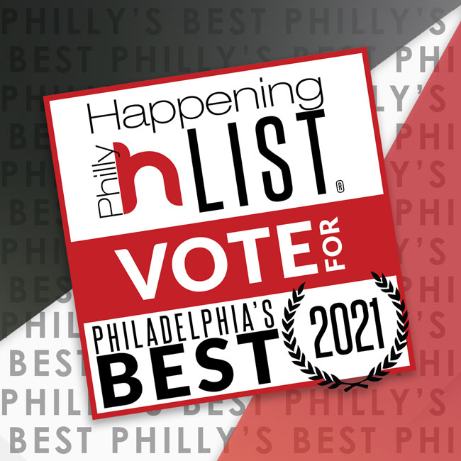 It's Time for the 2021 Philly Happening List!